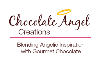 Logo Chocolate Angel Creations